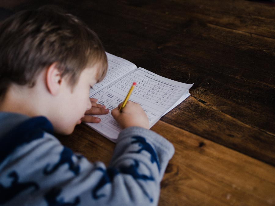 Homework is wrecking our kids: