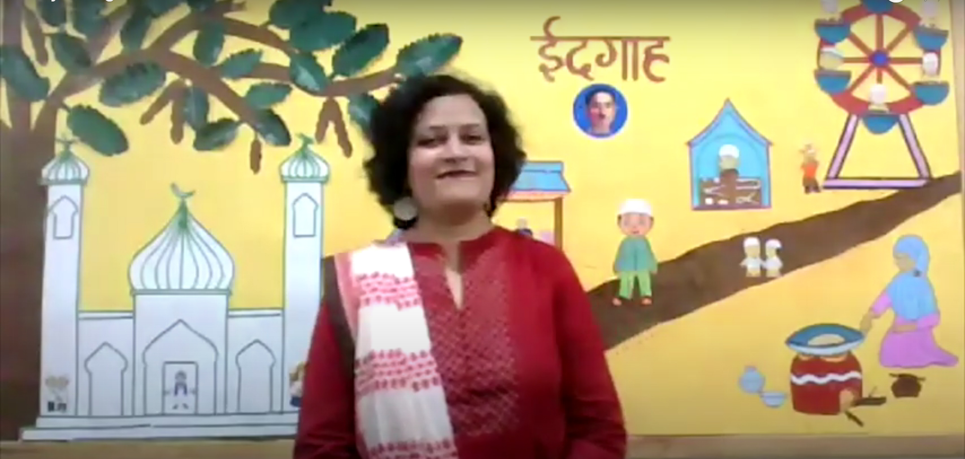 Storytelling Session on The Ultimate Classic – IDGAH